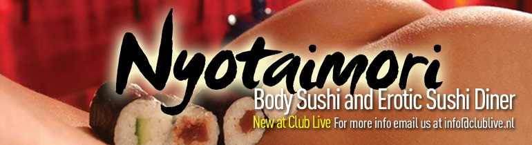 Promotion banner for Body Sushi