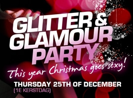Flyer for Glitter and Glamour